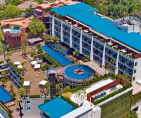 Sea Sun Sand Resort & Spa 4☆ питание ВВ
