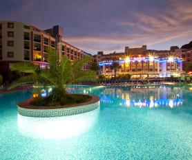 Green Nature Resort & Spa 5☆ питание AI