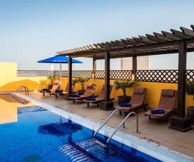 Citymax Hotel Sharjah 3☆ питание ВВ